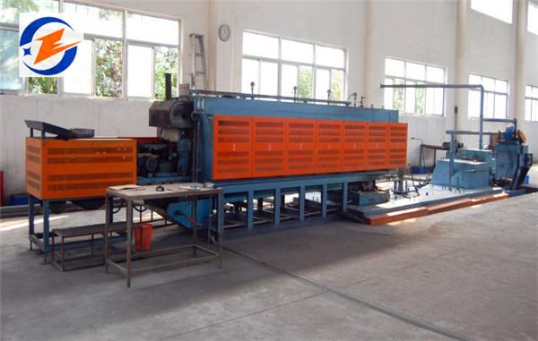 拖板型网带式马弗炉自动生产线